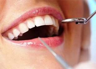 esame visivo pre parodontologia